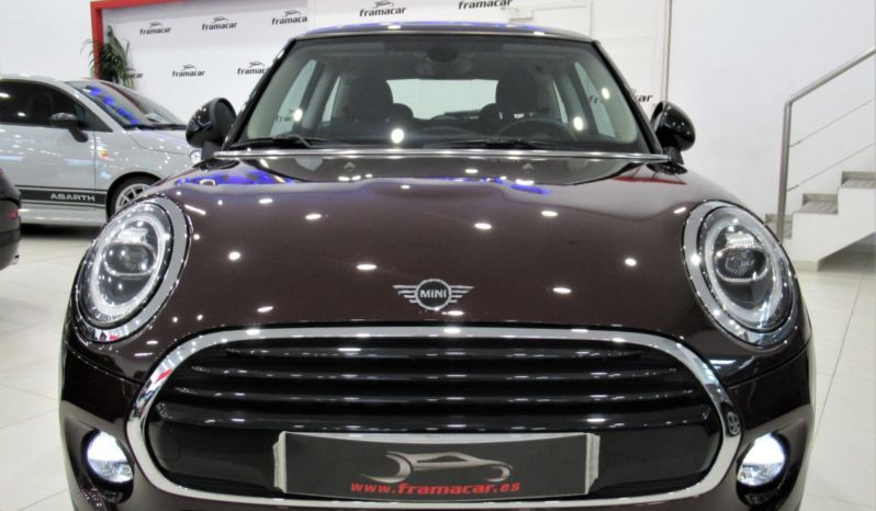 MINI COOPER 136CV AUT, FULL LED, NAV, REESTRENALO!! SOLO 12.250KM!!!