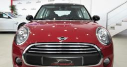 MINI 3P ONE D 95CV BLACK LINE!! SOLO 8.750 KM!! REESTRENALO!!!