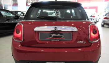 MINI 3P ONE D 95CV BLACK LINE!! SOLO 8.750 KM!! REESTRENALO!!! lleno