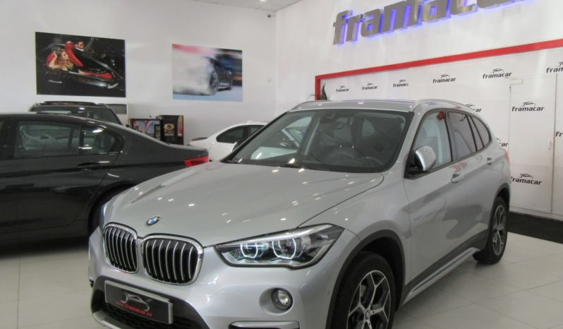 BMW X1 D 150CV, IMPECABLE ESTADO! GARANTIA OFICIAL!