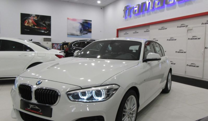 BMW 118IA 136CV, PACK-M 24 MESES! AÑO 2019! SOLO 14.369KM.