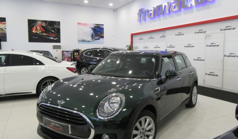 MINI ONE D 116CV, IMPECABLE ESTADO, GARANTIA OFICIAL 12 MESES!