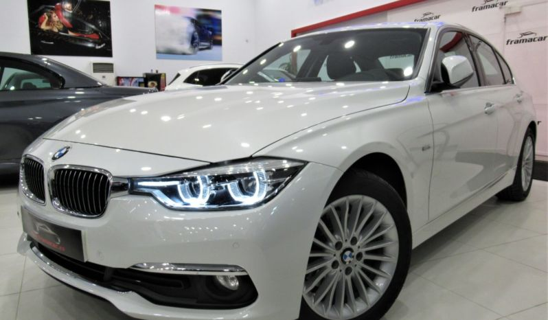 BMW 320DA LUXURY 190CV!!! FULL LED, NAV, CUERO, IMPECABLE ESTADO!!!