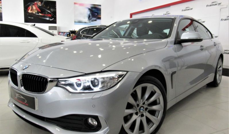 BMW 420dA GC 190CV!! XENON, AUTOMATICO DOBLE  EMBRAGUE, NAV, IMPECABLE ESTADO!!