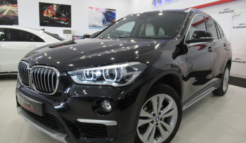 BMW X1 sDRIVE 18DA 150CV!! X-LINE!! CUERO, NAV, TECHO, FULL LED, IMPECABLE ESTADO!!