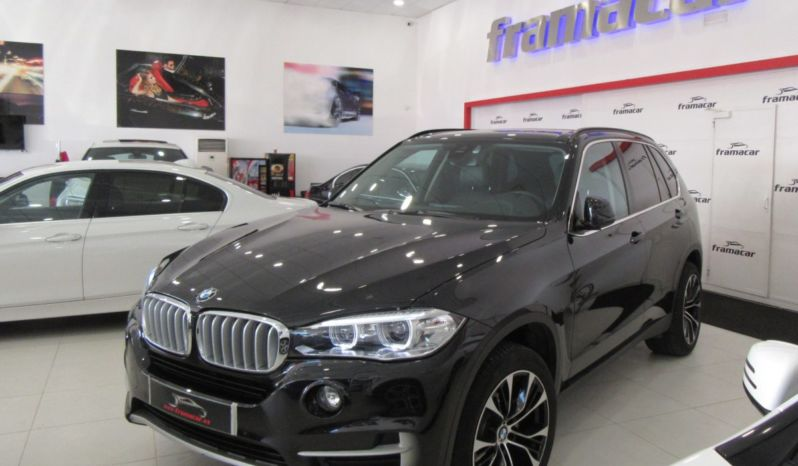 BMW X5 218CV xDRIVE! NACIONAL, IMPECABLE ESTADO