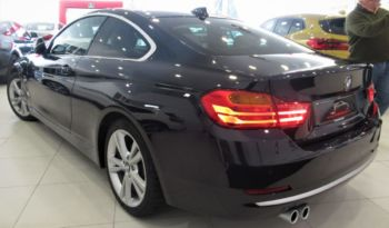 BMW 420DA SPORT LINE COUPE 190CV!! HEAD UP DISPLAY, NAV PRO, CUERO, EQUIPADISIMO!!! lleno