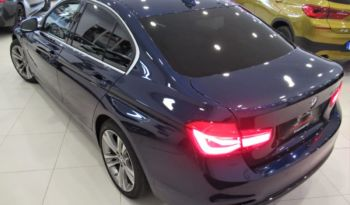BMW 318DA SPORT SILVER LINE 150CV!! FULL LED, NAV, IMPECABLE ESTADO!! lleno