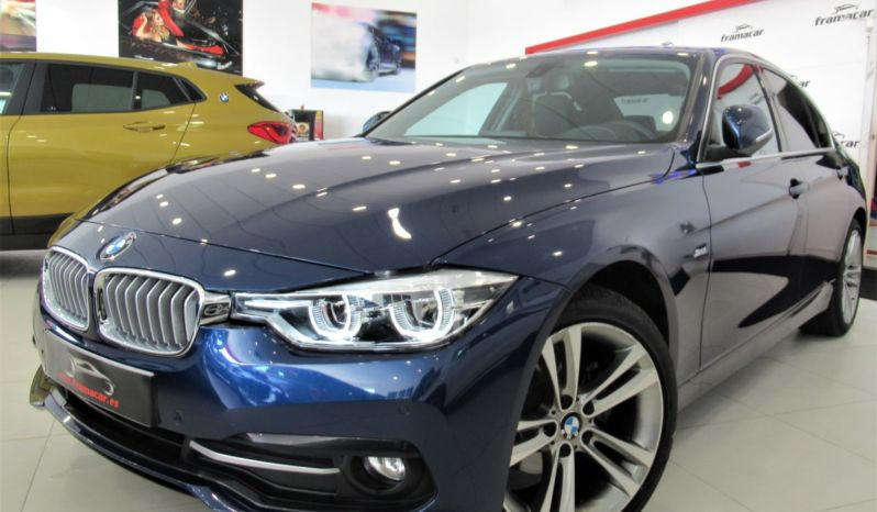 BMW 318DA SPORT SILVER LINE 150CV!! FULL LED, NAV, IMPECABLE ESTADO!!