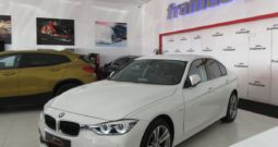 BMW 318DA 150CV LINEA SPORT, IMPECABLE ESTADO, REVISIONES AL DIA EN BMW!