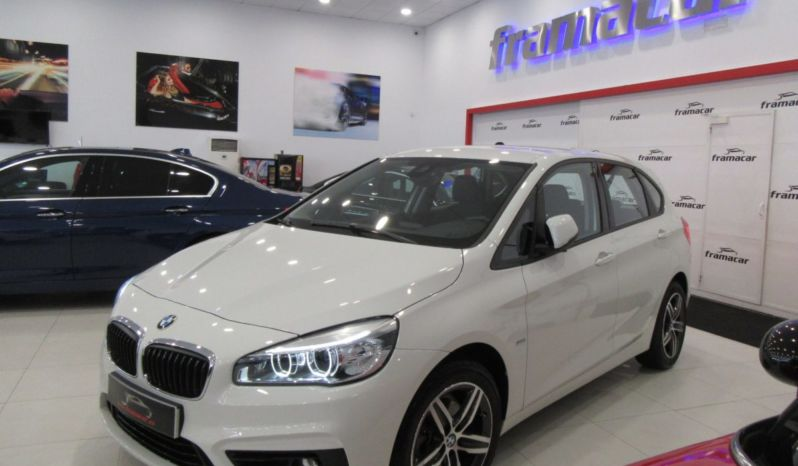 BMW 218DA 150CV, PACK-SPORT! IMPECABLE ESTADO