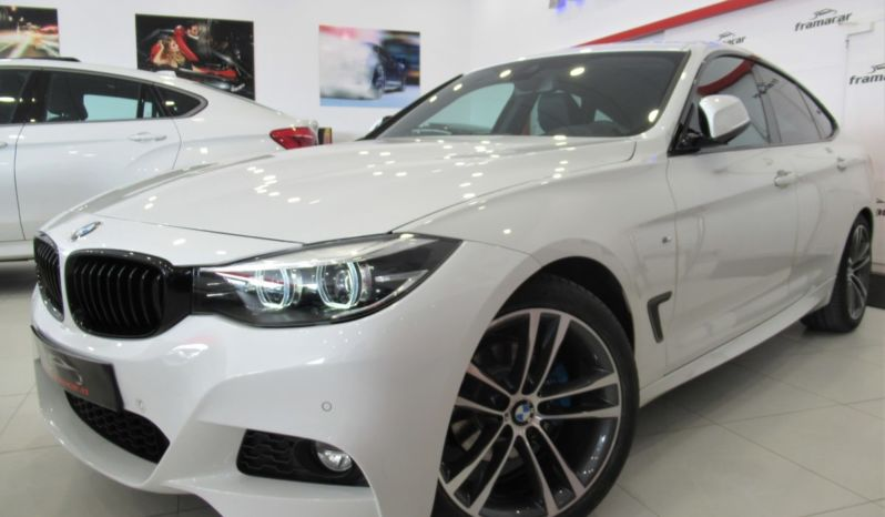BMW 320DA 190CV GT PACK-M SHADOW LINE!! NAV, CUERO, AUT!! ESPECTACULAR!!