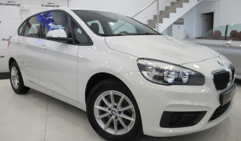 BMW 216D ACTIVE TOURER 116CV!! IMPECABLE UNIDAD!!