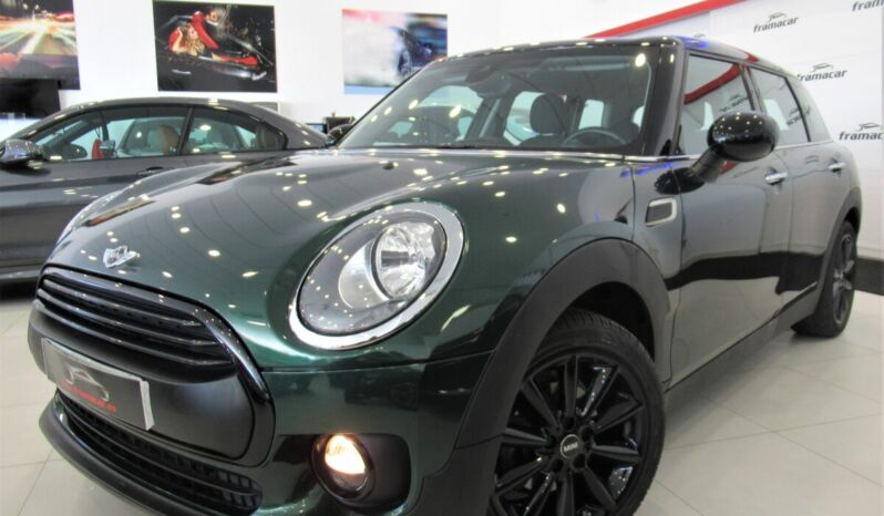 MINI CLUBMAN ONE D 116CV!! CARBON LINE!! IMPECABLE UNIDAD!!