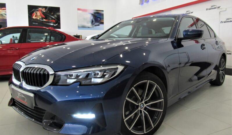 Bmw 320dA Sport shadow line!! Nav pro, full led, cockpit profesional!! Espectacular unidad!!