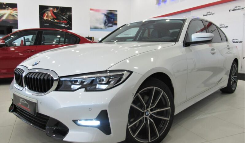 Bmw 320dA Sport shadow line!! Full led, nav pro, cockpit profesional!! Impecable estado!!