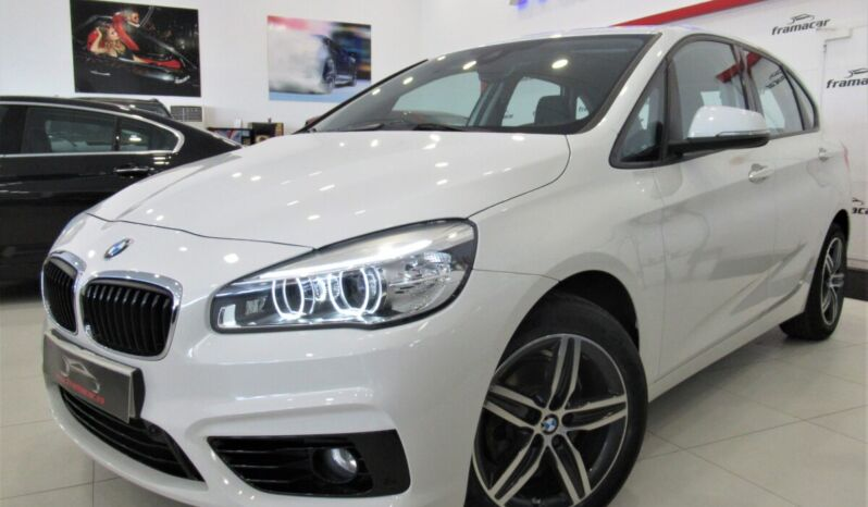 Bmw 218d Active tourer 150cv Sport line!! Full led, Pdc!! Impecable estado!!
