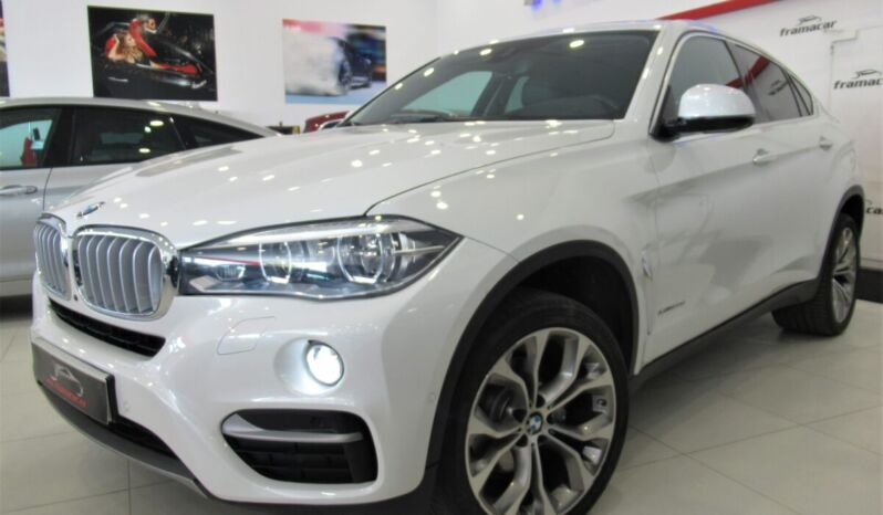 Bmw X6 30dA 258cv Xline!! Techo, nav pro, full led, cuero!! Impecable estado!!