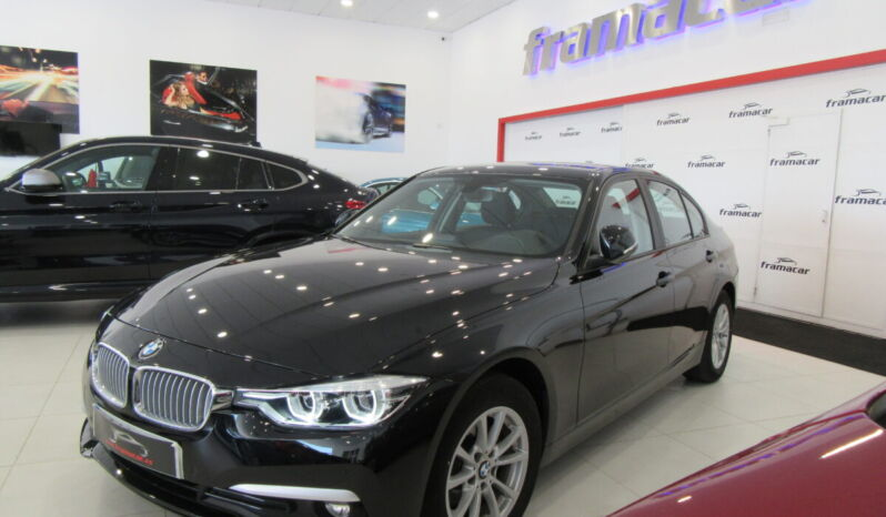 Bmw 318dA 150cv, impecable estado, garantia oficial!