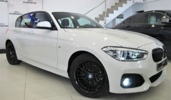 Bmw 118iA Pack M shadow line!! Full led, nav, cuero!! Impecable estado!! lleno