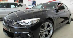 Bmw 420dA 190cv Gran coupe Pack M shadow line!! Xenón, nav, cuero!! Impecable estado!!