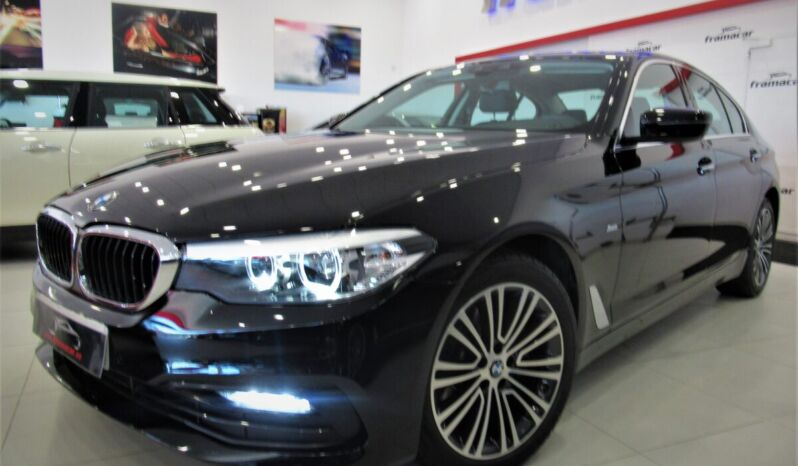 Bmw 520xd Aut 190cv Sport silver line!! Full led, nav, pdc!! Impecable unidad G30!!