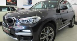 Bmw X3 xDRIVE 20dA 190cv X-line!! Full led, nav, levas!! Impecable estado!! Reestrenalo!! Solo 14.000 km!!