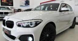 Bmw 116dA 116cv Pack m shadow line edition 5p!! Full led, nav!! Solo 15.900km!! Reestrenalo!!