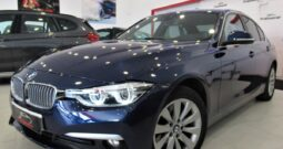 Bmw 320dA sDrive Silver line!! Full led, nav, pdc, cuero!! Impecable estado!!