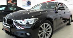 Bmw 318dA bussines 150cv!! Full led, navegación, asientos calefactables!! Impecable estado!!