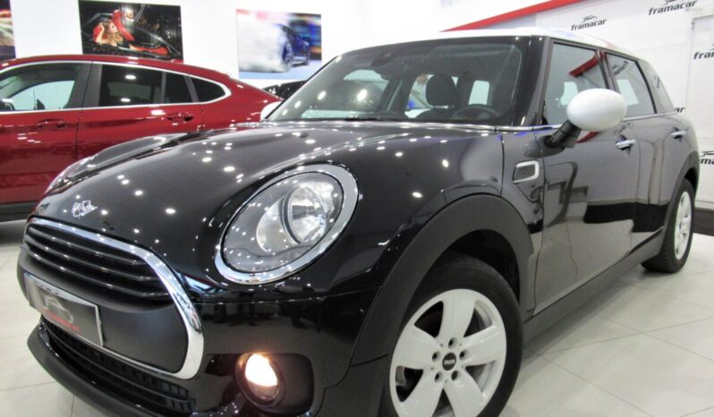 Mini One D 116cv!! Navegación, bluetooth, active guard!! Impecable estado!!