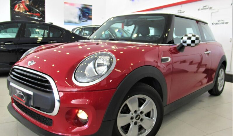 Mini One D 95cv 3 puertas!! Bluetooth, faros antiniebla, llantas Heli Spoke!!! Impecable estado!!