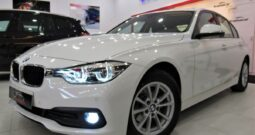 Bmw 318dA Bussines 150cv!! Faros full led, navegación, sensores de aparcamiento!! Impecable estado!!