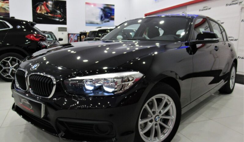Bmw 116i 5 puertas 109cv!! Conexión bluetooth, connected drive, drive select!! Impecable estado!!