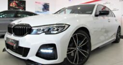 Bmw 320dA Pack M performance shadow line 190cv!! Faros full led, navegación, levas!! Espectacular unidad!!