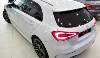 Mercedes Benz A 180 d Amg Night Vision 116cv!! Faros full led, navegación, display digital, cámara marcha atrás!! Solo 2.900km!! Reestrenalo!! lleno