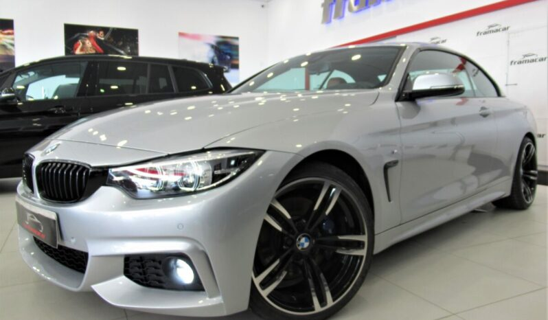 Bmw 420dA Pack M shadow line 190cv Faros full led, Navegación profesional, levas, display digital, Espectacular unidad