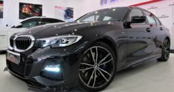 Bmw 320dA Pack M performance shadow line (G20) 190cv, Faros full led, techo solar retractil, cuero, levas, control por gestos, Exclusiva unidad