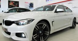 Bmw 420dA Pack M performance shadow line 190cv, Faros full led, techo solar retráctil, cuero, levas, Equipadisimo