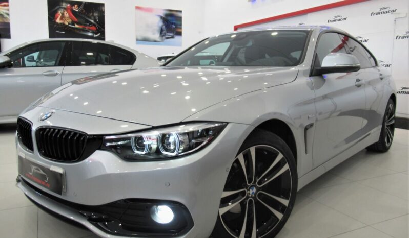 Bmw 418d Gran coupe Sport shadow line 150cv, Faros full led, navegación, Espectacular unidad!